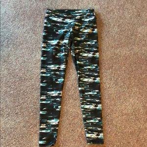 Fabletics Printed Leggings XS